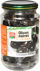 "Продукты питания Black Olives ""a la grecque"" Belle France"