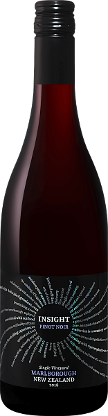 Insight Single Vineyard Pinot Noir Marlborough, <label> 0.75л</label>